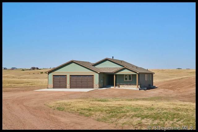 Lot 135 North Ridge Dr, Cheyenne, WY 82009 (MLS #78046) :: RE/MAX Capitol Properties