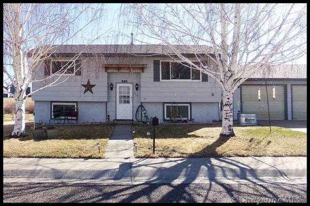 906 18TH ST, Wheatland, WY 82201 (MLS #78059) :: RE/MAX Capitol Properties