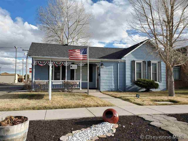 307 E 17TH ST, Cheyenne, WY 82009 (MLS #78063) :: RE/MAX Capitol Properties