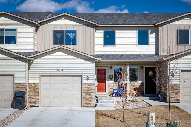6614 Painted Rock Tr, Cheyenne, WY 82001 (MLS #78065) :: RE/MAX Capitol Properties