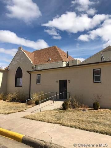 1252 E Walnut St, Wheatland, WY  (MLS #78073) :: RE/MAX Capitol Properties