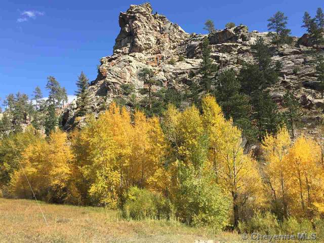 0 Palmer Canyon, Wheatland, WY 82201 (MLS #78103) :: RE/MAX Capitol Properties