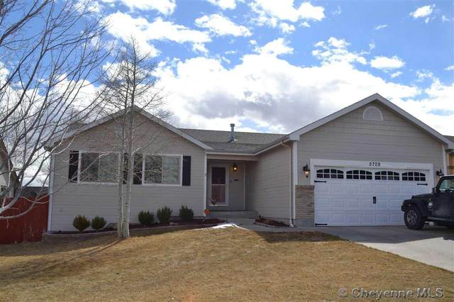 5709 Kennedy Dr, Cheyenne, WY 82001 (MLS #78107) :: RE/MAX Capitol Properties