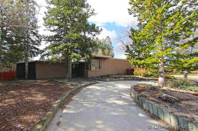 315 W 8TH AVE, Cheyenne, WY 82001 (MLS #78110) :: RE/MAX Capitol Properties