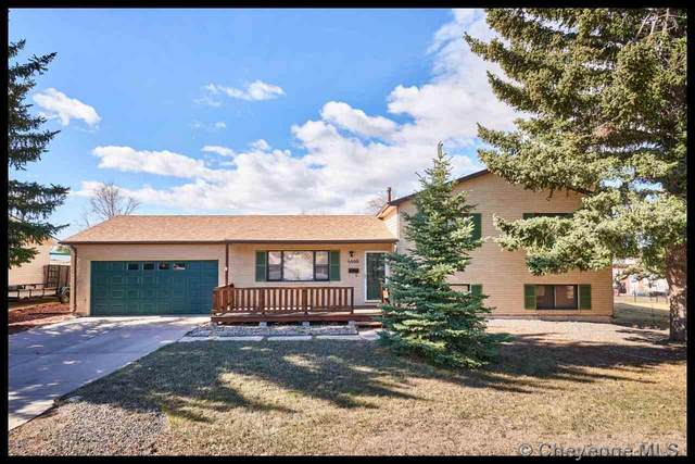 5500 Hilltop Ave, Cheyenne, WY 82009 (MLS #78112) :: RE/MAX Capitol Properties