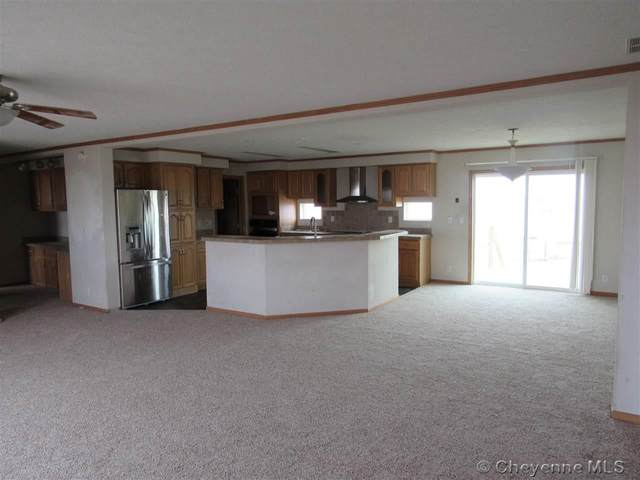 4566 Buggy Rd, Carpenter, WY 82054 (MLS #78132) :: RE/MAX Capitol Properties