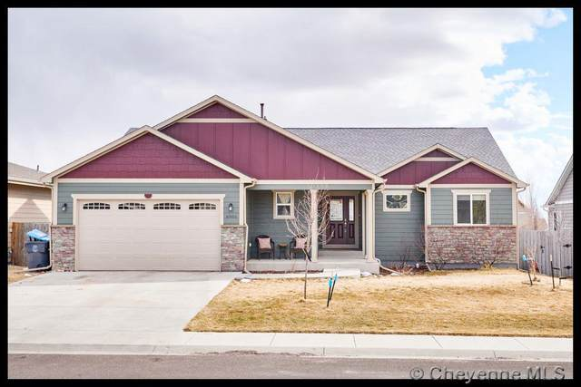 6905 Hitching Post Ln, Cheyenne, WY 82001 (MLS #78136) :: RE/MAX Capitol Properties