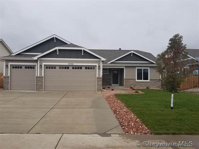 3712 Thomas Rd, Cheyenne, WY 82009 (MLS #78137) :: RE/MAX Capitol Properties