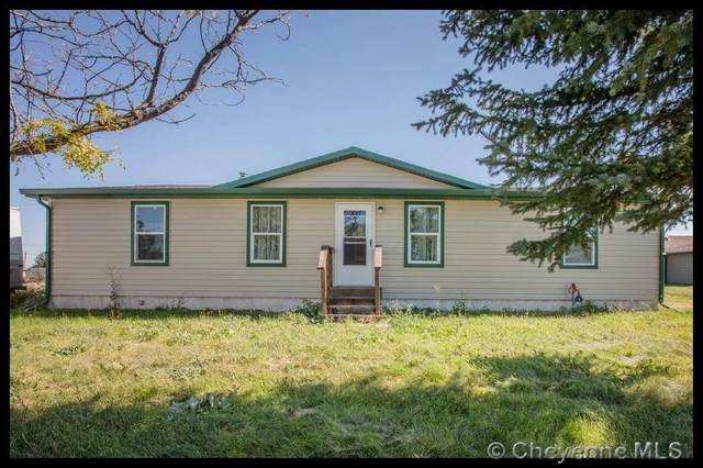 209 Chestnut Ave, Pine Bluffs, WY 82082 (MLS #78150) :: RE/MAX Capitol Properties