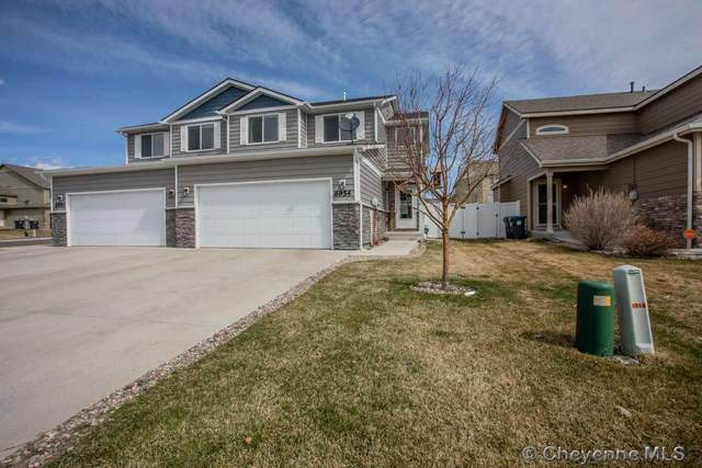 6954 Wilderness Trl, Cheyenne, WY 82001 (MLS #78154) :: RE/MAX Capitol Properties