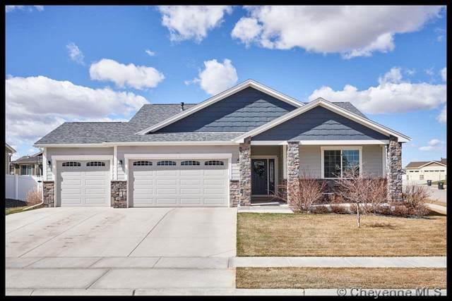 1424 Jessi Dr, Cheyenne, WY 82009 (MLS #78156) :: RE/MAX Capitol Properties