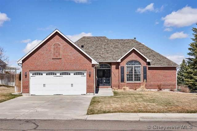 2718 Summit Dr, Cheyenne, WY 82009 (MLS #78157) :: RE/MAX Capitol Properties