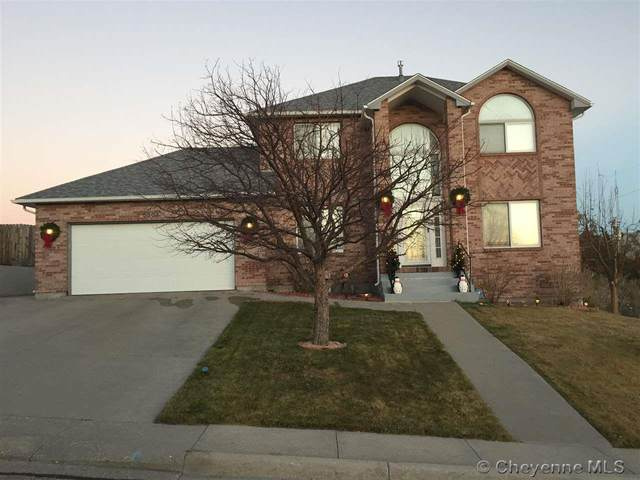 5503 Bluff Pl, Cheyenne, WY 82009 (MLS #78158) :: RE/MAX Capitol Properties