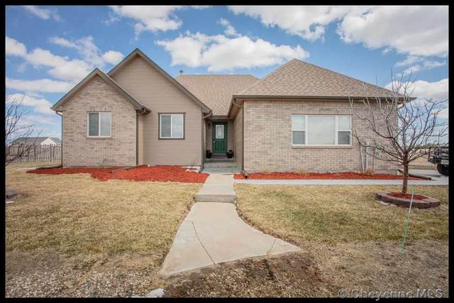 1205 Affirmed Rd, Cheyenne, WY 82009 (MLS #78160) :: RE/MAX Capitol Properties