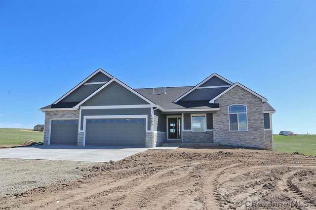1678 Saddlehorn Ct, Cheyenne, WY 82009 (MLS #78162) :: RE/MAX Capitol Properties