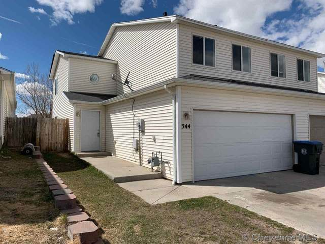 344 Snyder Ave, Cheyenne, WY 82007 (MLS #78164) :: RE/MAX Capitol Properties