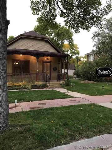 2114 Warren Ave, Cheyenne, WY 82001 (MLS #78168) :: RE/MAX Capitol Properties