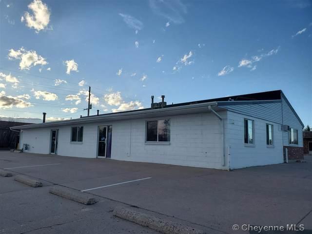 3344 Ridge Rd, Cheyenne, WY 82001 (MLS #78198) :: RE/MAX Capitol Properties