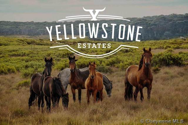 Lot 54 Old Faithful Way, Cheyenne, WY 82009 (MLS #78291) :: RE/MAX Capitol Properties