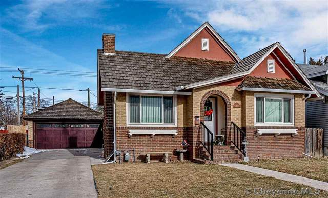 1010 W Pershing Blvd, Cheyenne, WY 82001 (MLS #78310) :: RE/MAX Capitol Properties