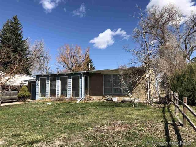1934 E Pershing Blvd, Cheyenne, WY 82001 (MLS #78337) :: RE/MAX Capitol Properties