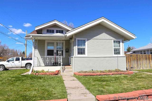 3512 House Ave, Cheyenne, WY 82001 (MLS #78357) :: RE/MAX Capitol Properties