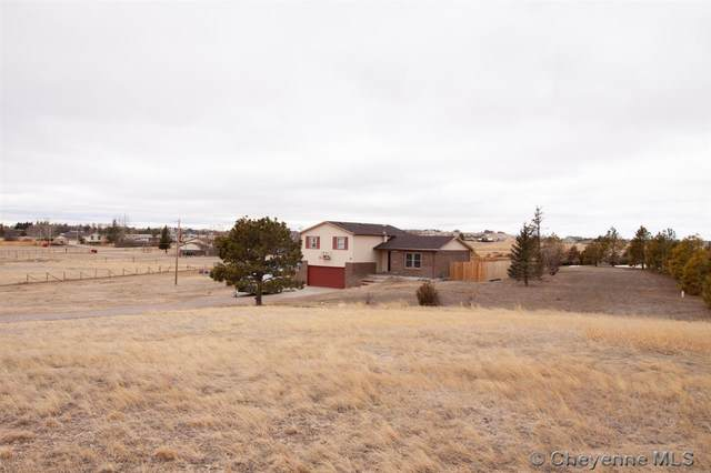 8702 Braehill Dr, Cheyenne, WY 82009 (MLS #78370) :: RE/MAX Capitol Properties