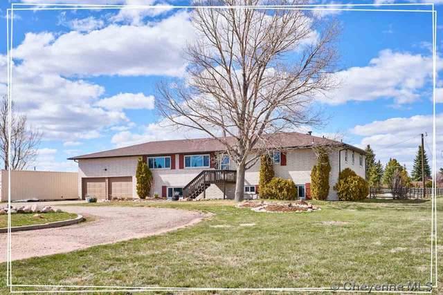 1920 Hackamore Rd, Cheyenne, WY 82009 (MLS #78372) :: RE/MAX Capitol Properties
