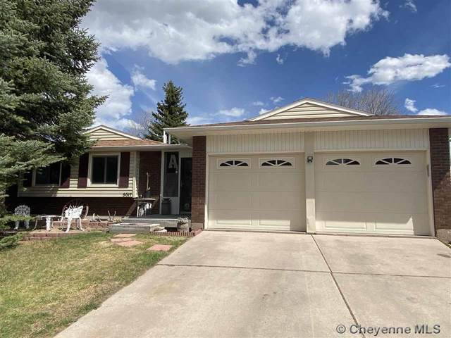 5017 Grandview Ave, Cheyenne, WY 82009 (MLS #78504) :: RE/MAX Capitol Properties