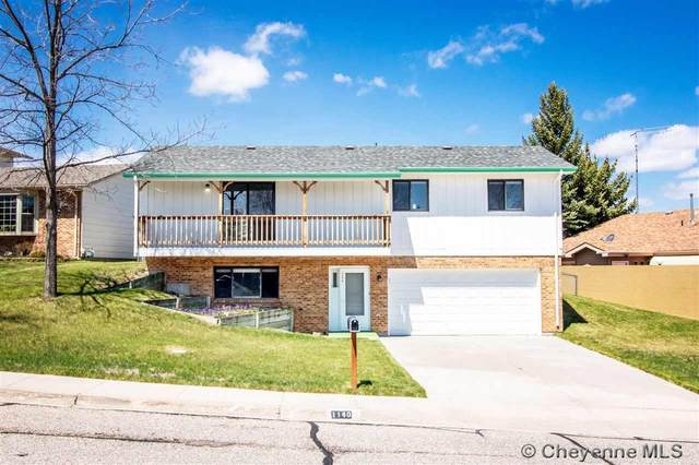 1140 Cottonwood Dr, Cheyenne, WY 82001 (MLS #78523) :: RE/MAX Capitol Properties
