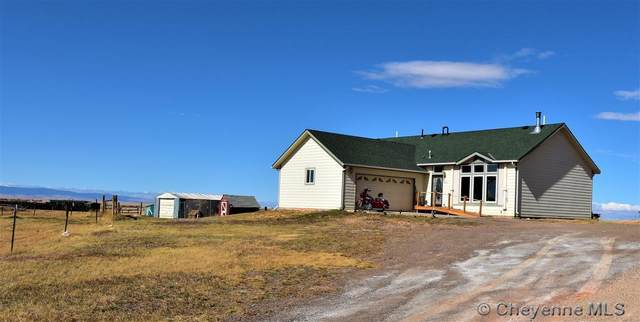 4530 Dome Rd, Laramie, WY 82070 (MLS #78550) :: RE/MAX Capitol Properties