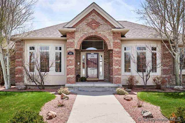 635 West Dale Blvd, Cheyenne, WY 82009 (MLS #78552) :: RE/MAX Capitol Properties