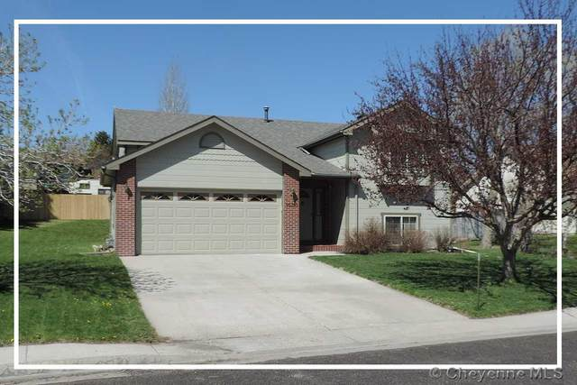 1000 Centennial Dr, Cheyenne, WY 82001 (MLS #78568) :: RE/MAX Capitol Properties