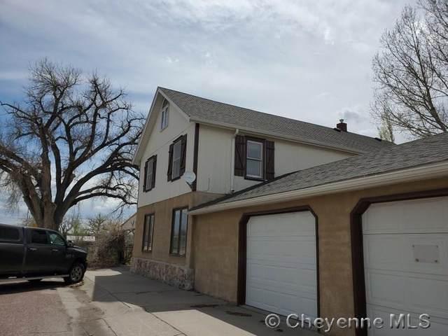 106 S Laramie St, Fort Laramie, WY 82212 (MLS #78570) :: RE/MAX Capitol Properties