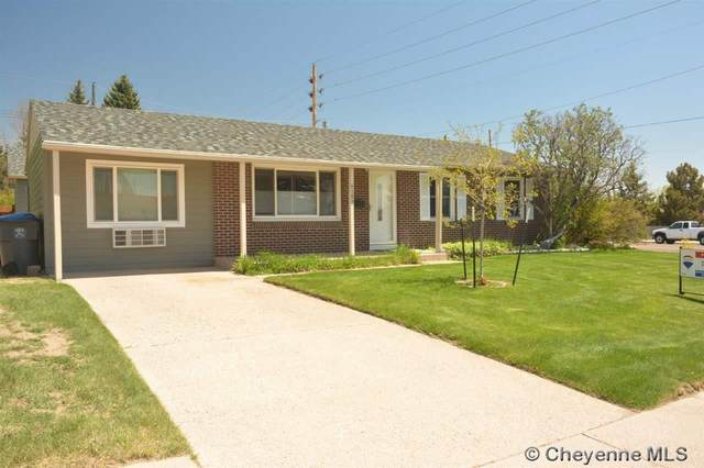 6103 Shannon Ave, Cheyenne, WY 82009 (MLS #78573) :: RE/MAX Capitol Properties
