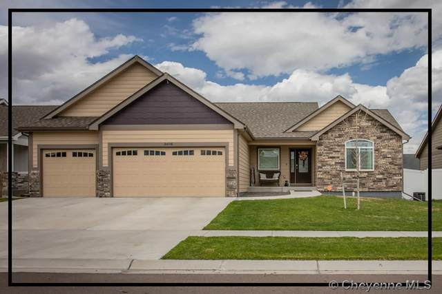 3606 Sowell St, Cheyenne, WY 82009 (MLS #78577) :: RE/MAX Capitol Properties