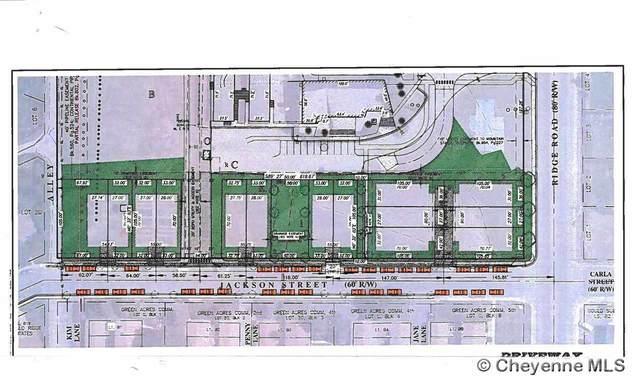 TBD Jackson St, Cheyenne, WY 82009 (MLS #78585) :: RE/MAX Capitol Properties