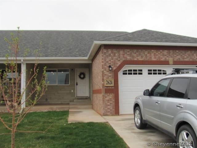 2624 Knadler, Laramie, WY 82070 (MLS #78591) :: RE/MAX Capitol Properties