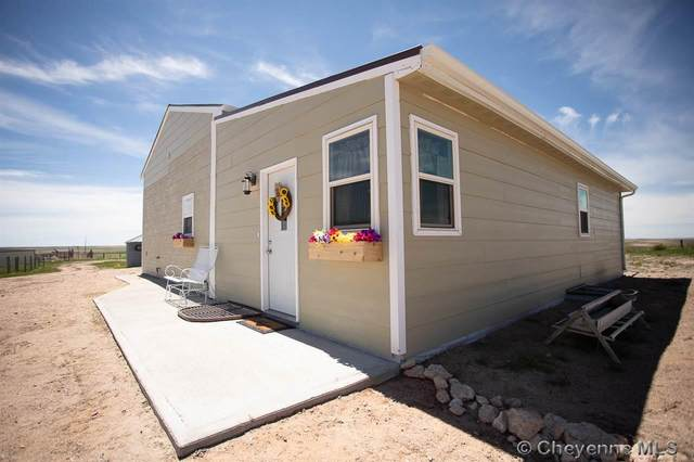 4201 Road 228, Cheyenne, WY 82009 (MLS #78610) :: RE/MAX Capitol Properties