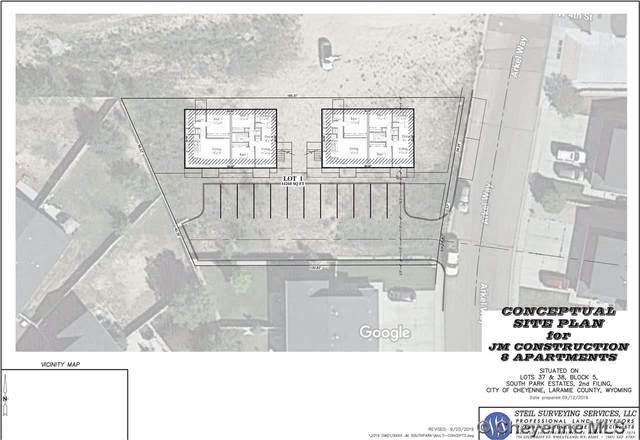 Arkel Way, Cheyenne, WY 82007 (MLS #78648) :: RE/MAX Capitol Properties
