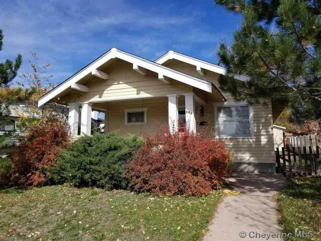 108 E Pershing Blvd, Cheyenne, WY 82001 (MLS #78650) :: RE/MAX Capitol Properties