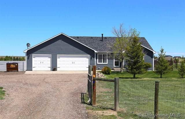 6520 Dorsey Rd, Cheyenne, WY 82009 (MLS #78701) :: RE/MAX Capitol Properties