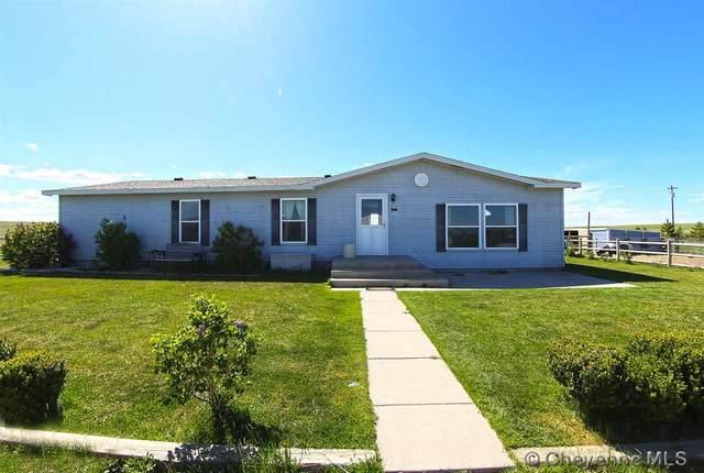 4383 Road 210, Cheyenne, WY 82053 (MLS #78714) :: RE/MAX Capitol Properties