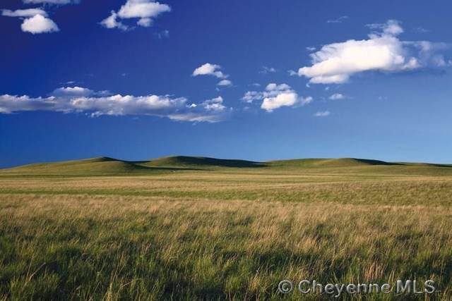 Tracts 24&25 Longabaugh Way, Cheyenne, WY 82009 (MLS #78724) :: RE/MAX Capitol Properties