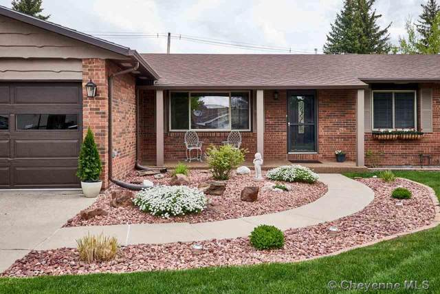 719 Ranger Dr, Cheyenne, WY 82009 (MLS #78728) :: RE/MAX Capitol Properties