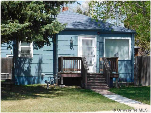 1204 E 23RD ST, Cheyenne, WY 82001 (MLS #78731) :: RE/MAX Capitol Properties