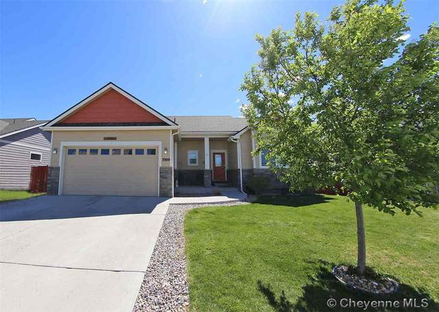 7009 Snowy River Rd, Cheyenne, WY 82001 (MLS #78735) :: RE/MAX Capitol Properties