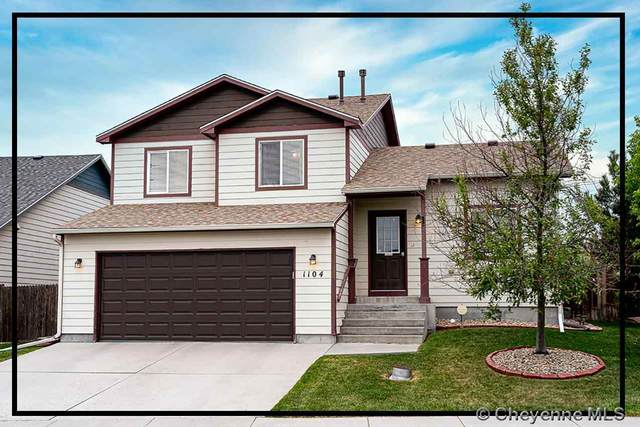1104 Sonata Ln, Cheyenne, WY 82007 (MLS #78739) :: RE/MAX Capitol Properties