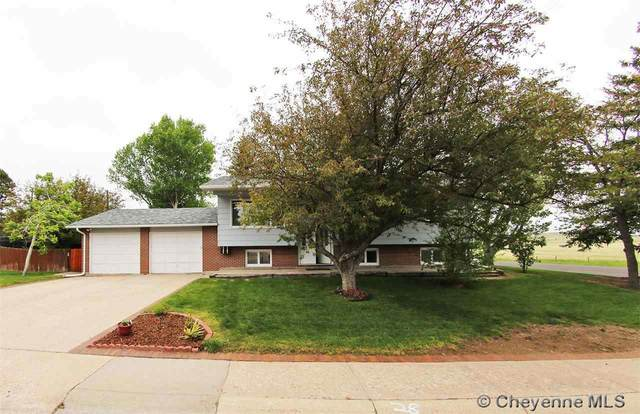 1046 Melton St, Cheyenne, WY 82009 (MLS #78740) :: RE/MAX Capitol Properties