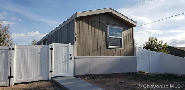 601 David Ct, Cheyenne, WY 82007 (MLS #78742) :: RE/MAX Capitol Properties